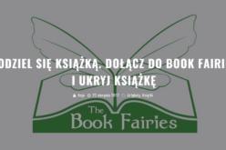 Emma Watson rozdaje 2 tys książek w ramach akcji  Book Fairies – Książkowe Wróżki