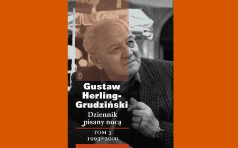 Gustaw Herling-Grudziński upamiętniony we włoskiej Dragonei