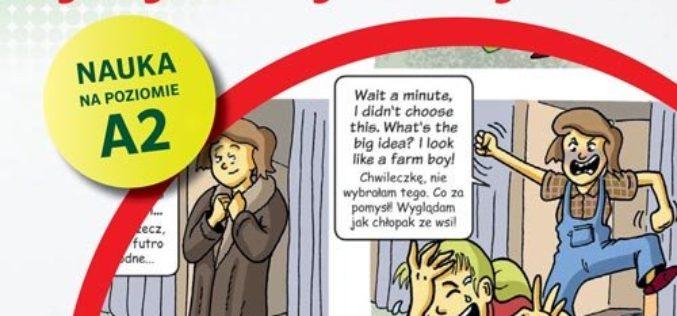 Komiksowy kurs języka angielskiego PONS Poziom A2
