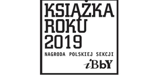 Książka Roku 2019 Polskiej Sekcji IBBY