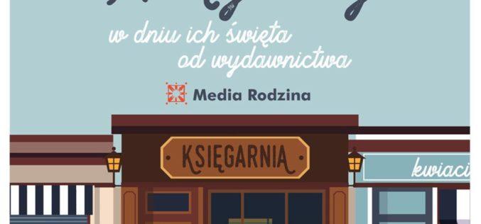 Media Rodzina – życzenia dla Księgarzy w Dniu Ich Święta!
