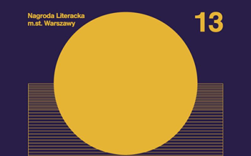 Nagroda Literacka m.st. Warszawy – rekordowa liczba zgłoszeń