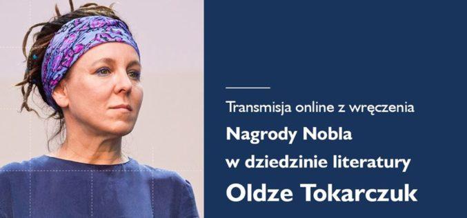 Nobel dla Olgi Tokarczuk – wspólne świętowanie we Wrocławiu