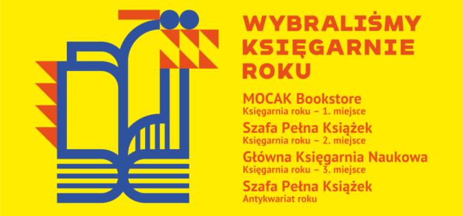 Kraków – najlepsze księgarnie roku 2019