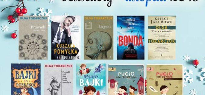 Bestsellery listopada 2019 w TaniaKsiazka.pl