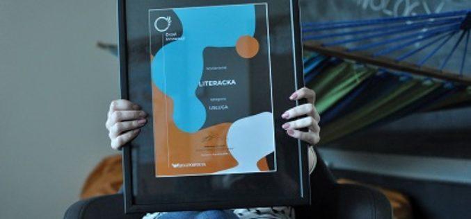 Wirtualny Księgarz z wyróżnieniem w konkursie Orzeł Innowacji