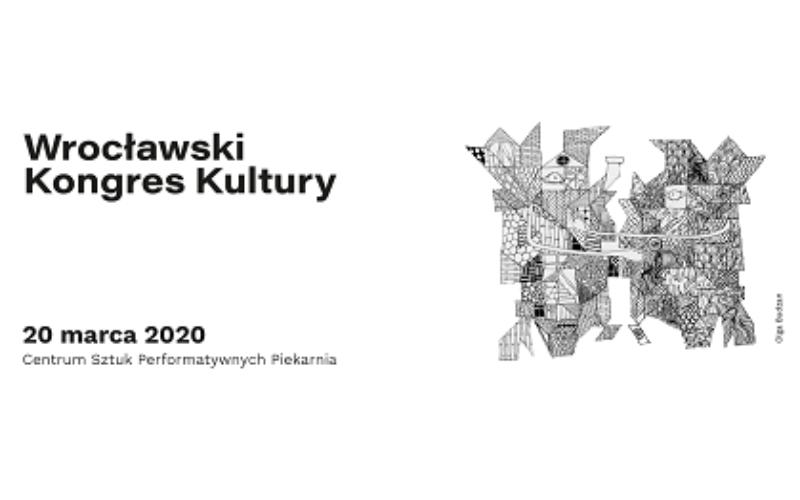 Znamy pierwsze szczegóły Wrocławskiego Kongresu Kultury!