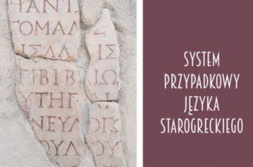 S. Szarypkin, H. Wolanin, System przypadkowy języka starogreckiego