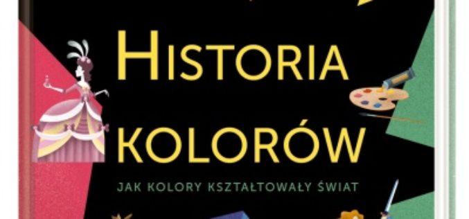 """""""Historia kolorów"""" już w sprzedaży!"""