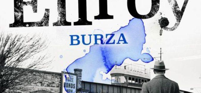 "James Ellroy,  ""Burza"""