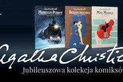 Najsłynniejsze powieści Agathy Christie w komiksie