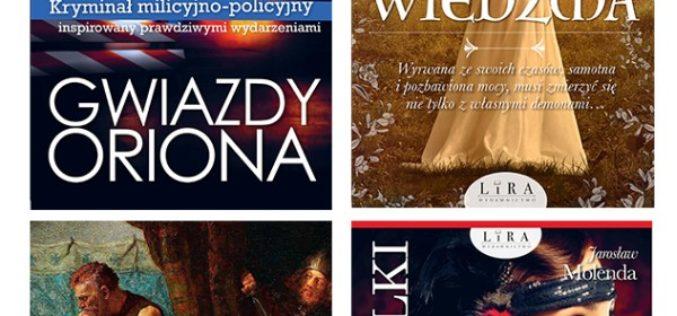 """LIRA z czterema nagrodami w plebiscycie """"Książka Roku 2019"""""""