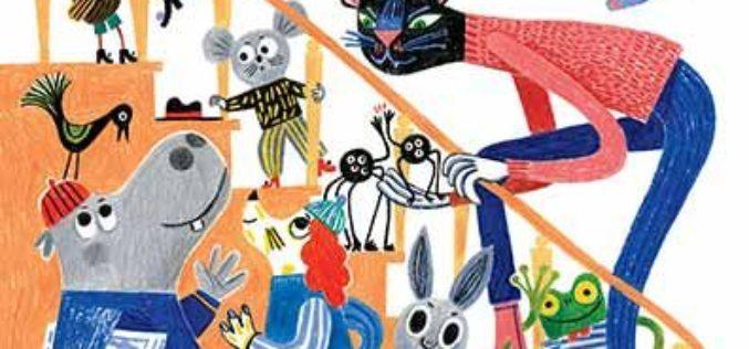 """""""Balonowa 5"""" zagości na Międzynarodowych Targach Książki dla Dzieci w Bolonii"""
