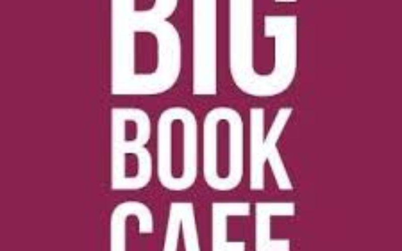 Wiosna pełna słów – centrum Big Book Cafe w marcu