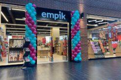 EMPiK otworzył siedem nowych salonów