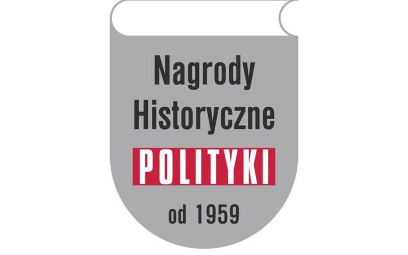 Nagrody Historyczne POLITYKI za 2019 rok przyznane!