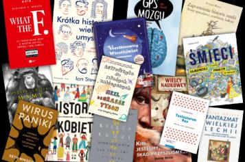 """Książka """"Historia Kobiet"""" wydawnictwa Muchomor nominowana w kategorii książki dla dzieci w konkursie Mądra Książka Roku 2019"""
