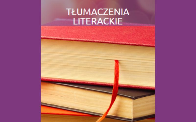 Tłumaczenia literackie – Program wspierający Kreatywnej Europy