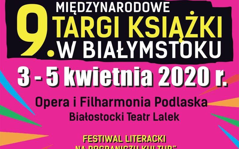 Białostockie Targi Książki odwołane