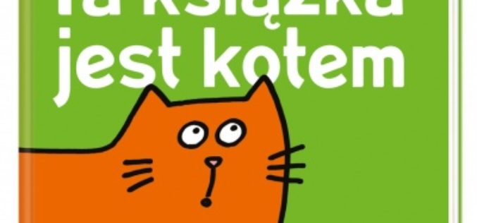 Ta książka jest kotem!