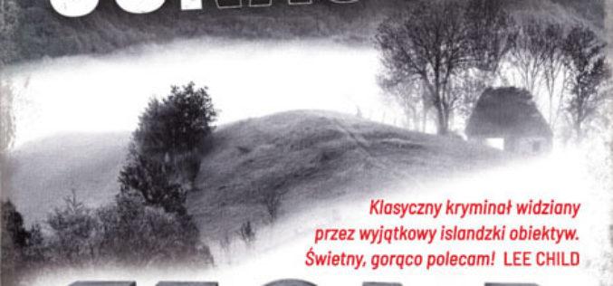 """""""Mgła"""" – nowy bestseller islandzkiego mistrza kryminału, którego książki sprzedano już w ponad 1 000 000 egzemplarzy!"""