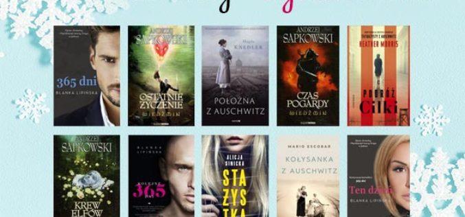 Bestsellery stycznia 2020 w TaniaKsiazka.pl