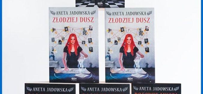 """Aneta Jadowska,""""Bogowie muszą być szaleni"""""""