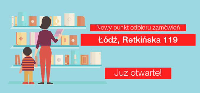 Łódź – nowy punkt odbioru Bonito.pl