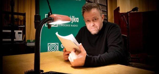 """Olaf Lubaszenko czyta w radiowej Dwójce """"Nowy Świat i okolice"""" Tadeusza Konwickiego"""