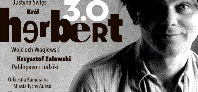 """Płyta """"Herbert 3.0"""", czyli gwiazdy polskiej sceny muzycznej śpiewają wiersze(m)"""