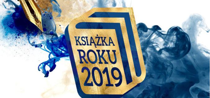 Ruszyło głosowanie w plebiscycie portalu Lubimyczytać.pl na Książkę Roku 2019