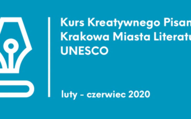 Program kursów kreatywnego pisania luty- czerwiec 2020