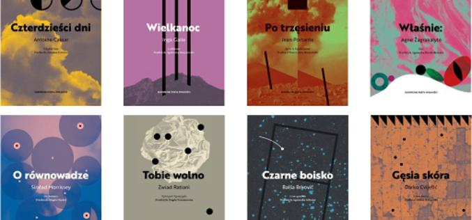 Znamy tomy nominowane do Nagrody Europejski Poeta Wolności 2020