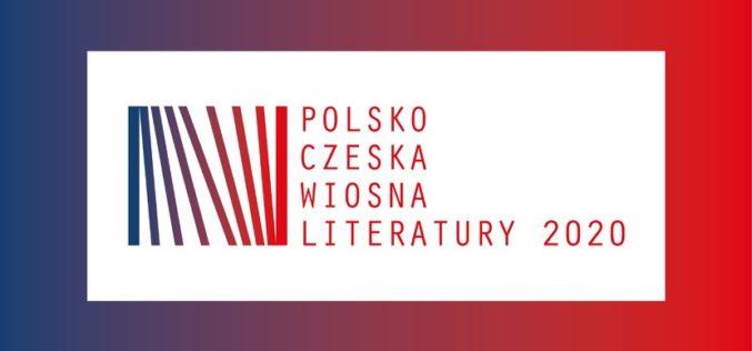 Trwaj wiosno, jesteś taka piękna! Polsko-Czeska Wiosna Literatury trwa w sieci
