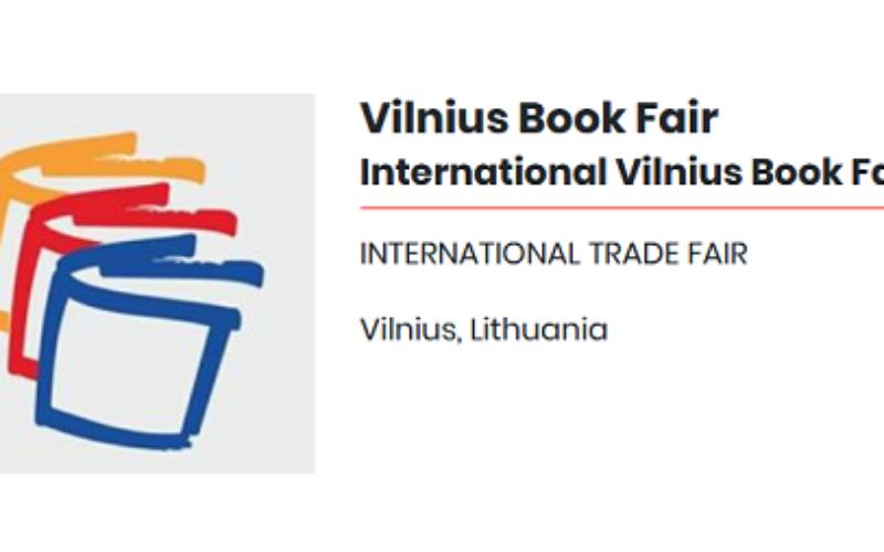 Rozpoczęły się międzynarodowe Wileńskie Targi Książki