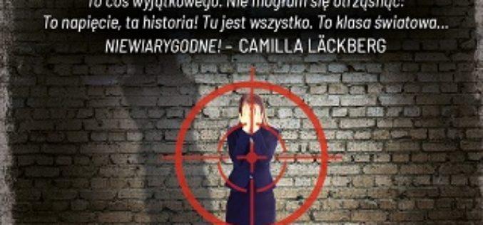 """""""Black Pill"""" Pascala Engmana – przez 5 tygodni szwedzki bestseller nr 1 – w marcu w Wydawnictwie Amber!"""