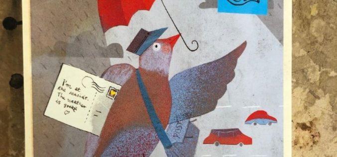 """Konkurs Międzypokoleniowego Festiwalu Literatury Dziecięcej – Ojce i Dziatki – """"Pozdrowienia z domu!"""" #pozdrowieniazdomu"""
