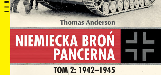 Niemiecka broń pancerna 1942-1945 już dostępny w sprzedaży!