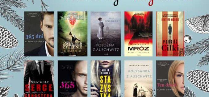 Bestsellery lutego 2020 w TaniaKsiazka.pl