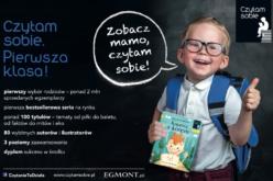 """""""CZYTAM SOBIE"""". Pierwsza klasa!"""