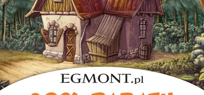 Dwa sprawdzone sposoby na kreatywne spędzenie czasu w domu…od Egmontu