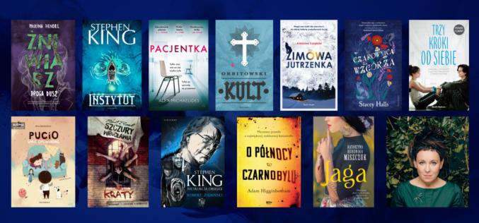Laureaci plebiscytu  lubimyczytac.pl Książka Roku 2019