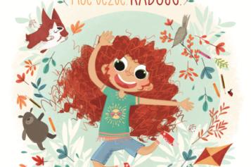 """""""MOC UCZUĆ. RADOŚĆ"""", """"MOC UCZUĆ. WSTYD"""" – nowa seria książek dla dzieci, której oś stanowią zagadnienia związane z emocjami"""
