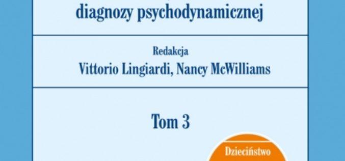 PDM-2. Podręcznik diagnozy psychodynamicznej. Tom 3