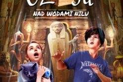 """Justyna Drzewicka, """"Nad wodami Nilu"""" 2 tom bestsellerowej serii Ratownicy Czasu"""