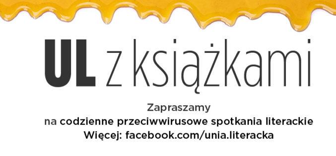"""""""UL z książkami"""" – niezwykła akcja Unii Literackiej"""