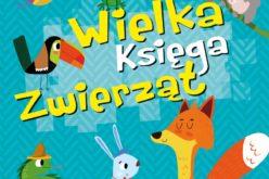 Wielka księga zwierząt – nowość od Dwukropka