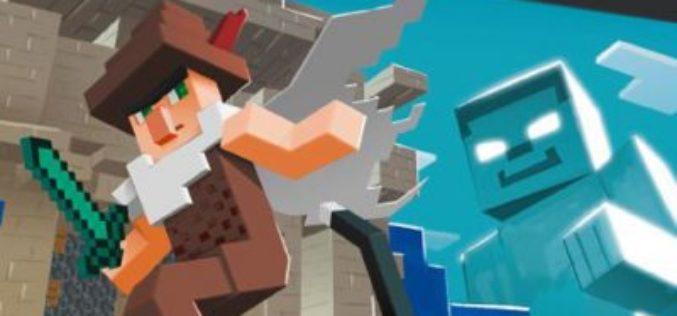 Escape book oparty na najpopularniejszej z popularnych gier – Minecrafcie!