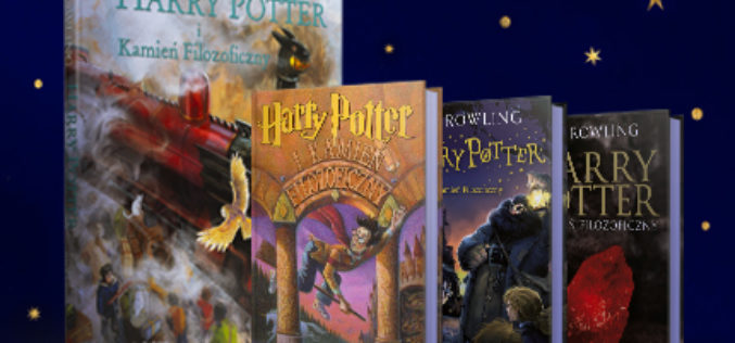 20 lat Pottera w Polsce