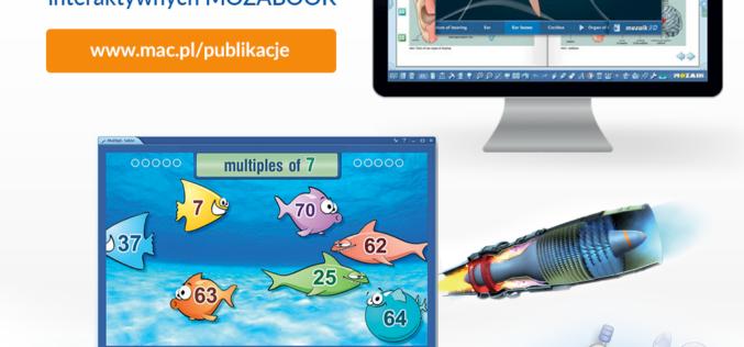 Wydawnictwo MAC Edukacja przedłuża bezpłatny dostęp do interaktywnych materiałów edukacyjnych